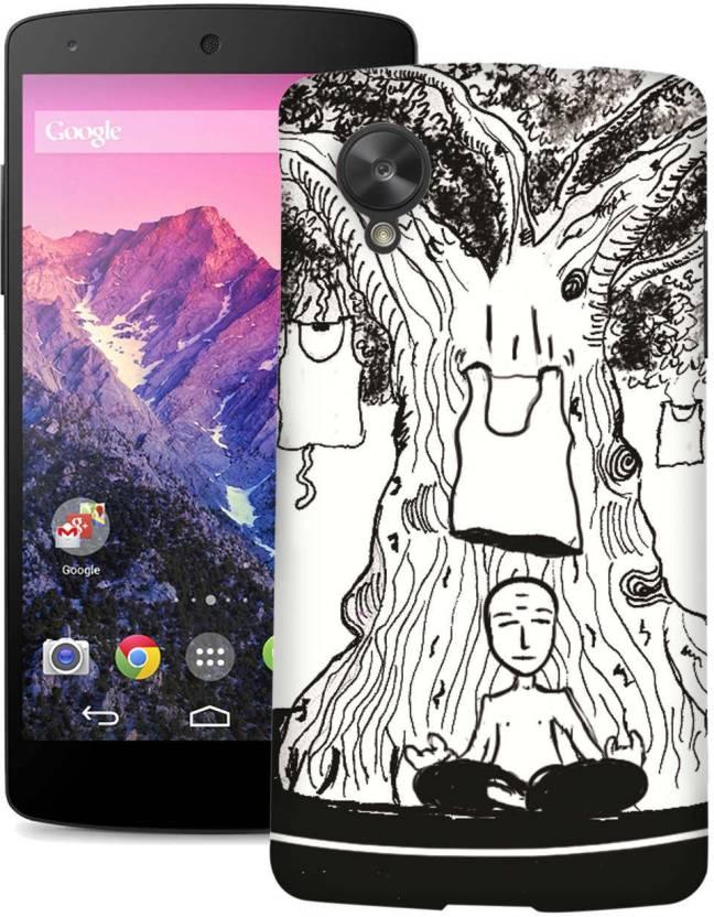 AmerakiDesignHouse Back Cover for LG Google Nexus 5