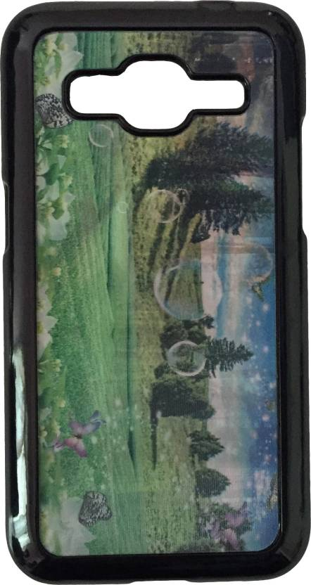 Storite Back Cover for Samsung Galaxy Core Prime (SM - G360)