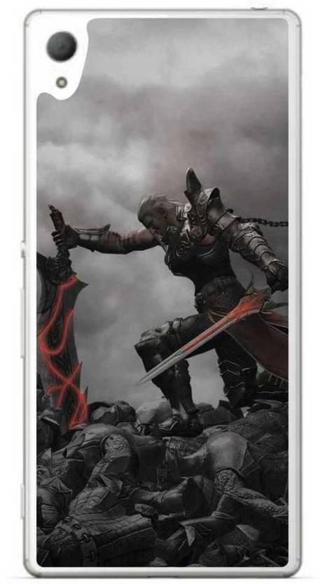 Anger Beast Back Cover for Sony Xperia Z4