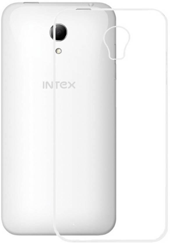 half off 54001 5521b S Case Back Cover for Intex Aqua 4G - S Case : Flipkart.com