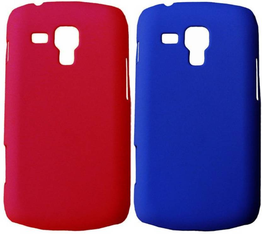 Bacchus Back Cover for Samsung Galaxy S Duos 7562