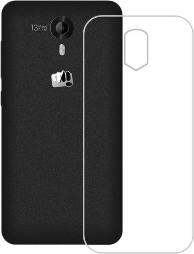 Kolorfame Back Cover for Micromax Canvas A311