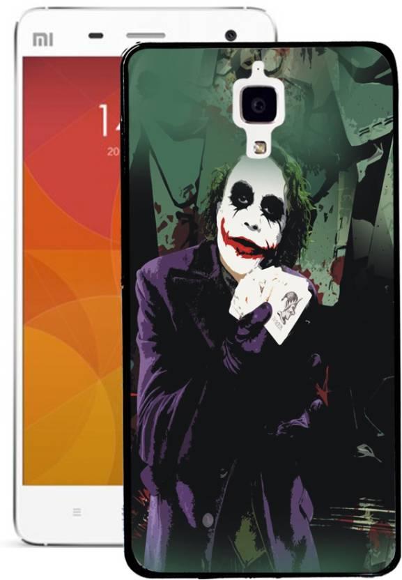 Fuson Back Cover for Xiaomi Mi 4
