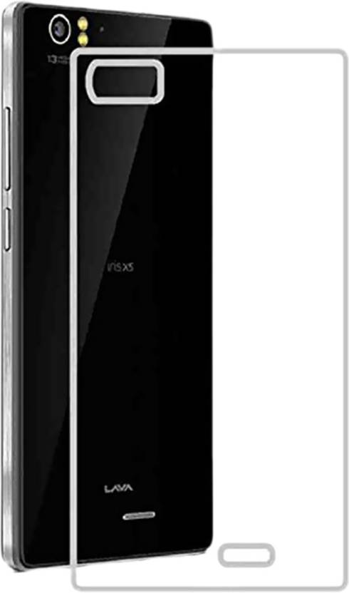 Kolorfame Back Cover for Lava X8
