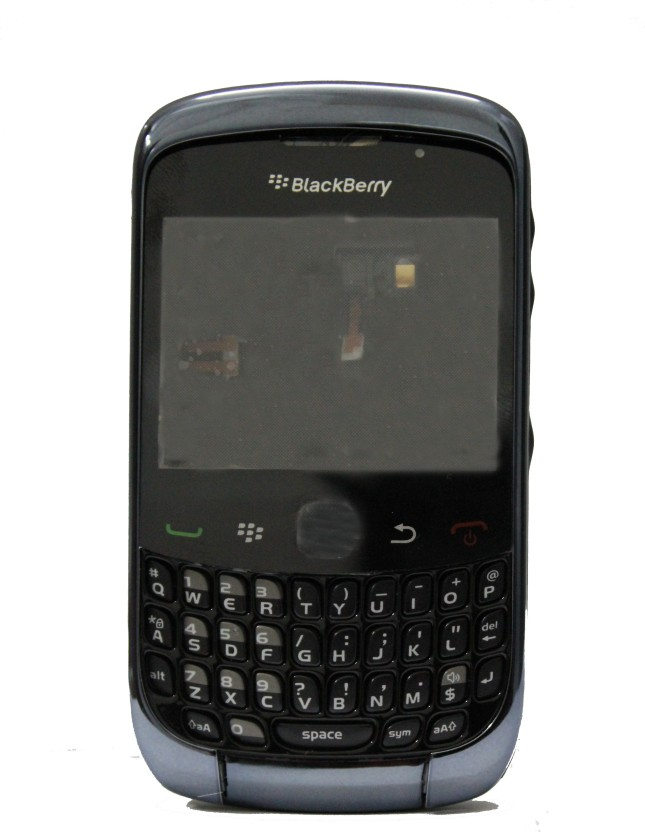 blackberry back replacement cover for blackberry curve 9300 full rh flipkart com