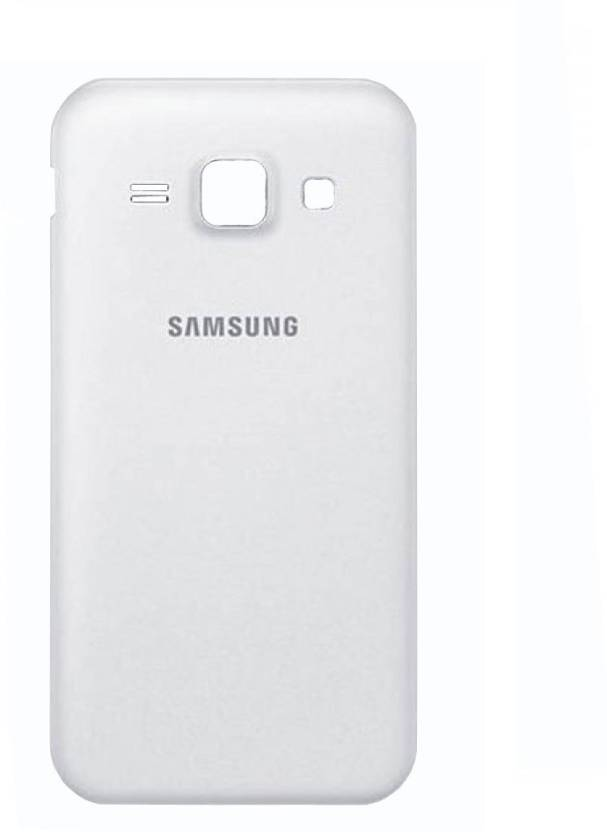 6778936ed25 SOZIRA Back Replacement Cover for Samsung Galaxy J2 Back Cover Battery Door  Panel White (White