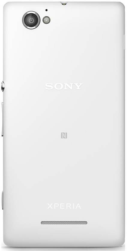 D'clair Back Replacement Cover for Sony Xperia M