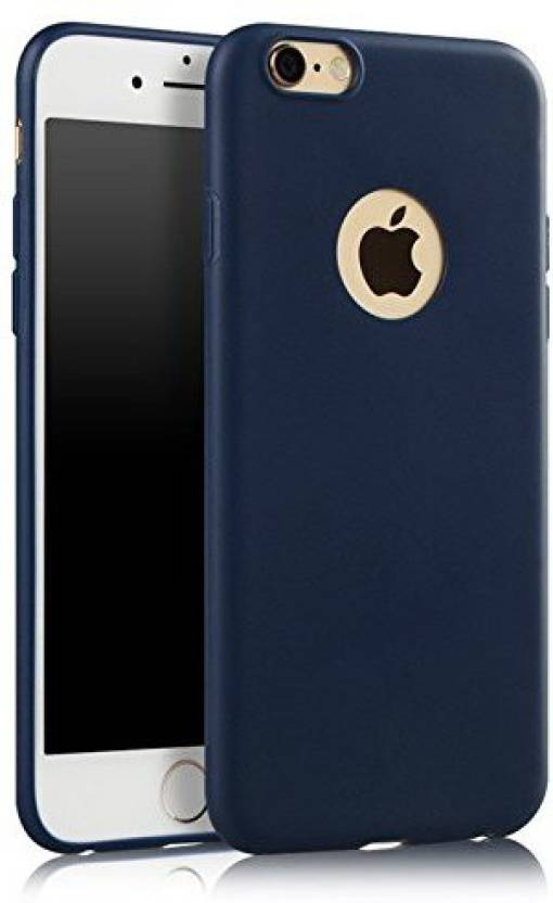 Blue Back Cover for Apple iPhone 7 Plus - Blue   Flipkart.com 24ccdcde20d4