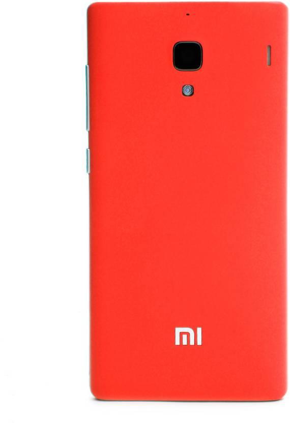 release date 95fb2 c50e5 Mi Back Replacement Cover for Mi Redmi 1S