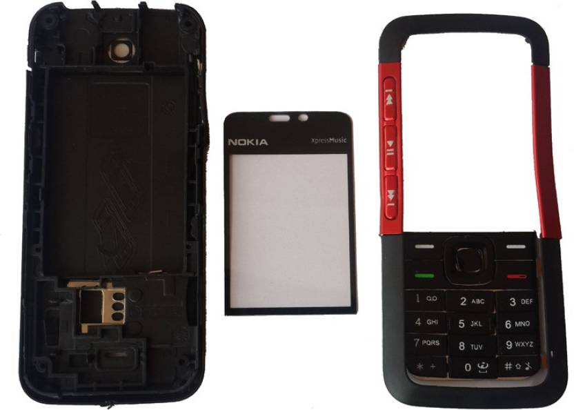 huge discount 502f5 ad1e1 Nokia Arm Band Case for 5310 XpressMusic Housing Red Body Panel