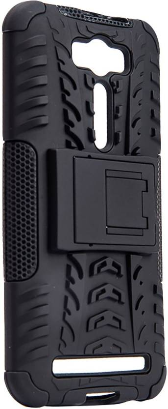 Novo Style Book Cover for Asus Zenfone Selfie Black