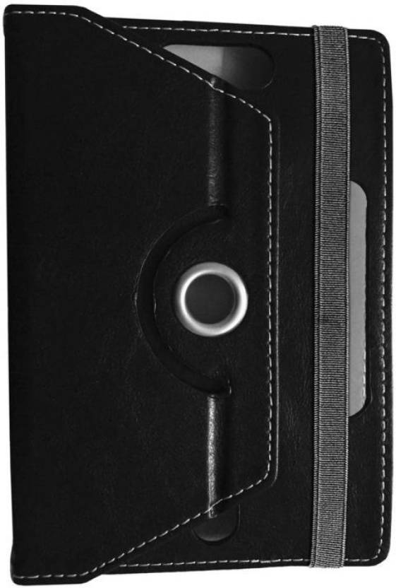 Kolorfame Book Cover for Lava Ivory Plus (8Gb Wi-Fi 3G)