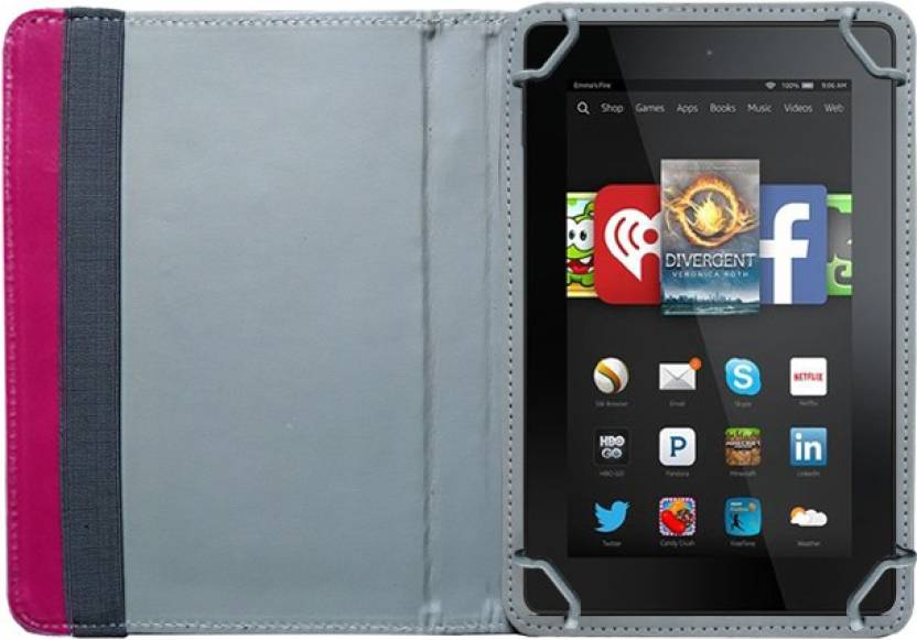 Fastway Book Cover for Amazon Kindle Fire HDX
