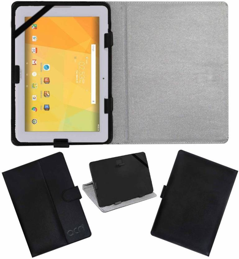 ACM Book Cover for Acer Iconia One 10 Black