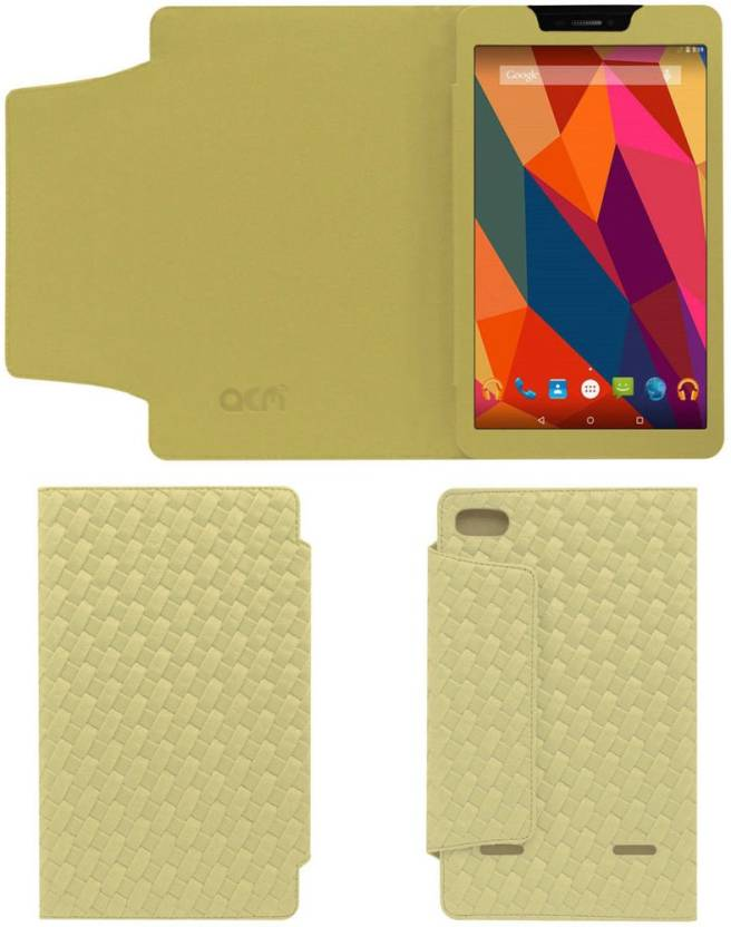 new product 042bc 2082f ACM Book Cover for Micromax Canvas Tab P681