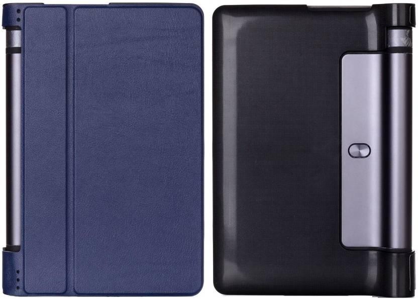 SPL Book Cover for Lenovo Yoga 3 8 inch Blue
