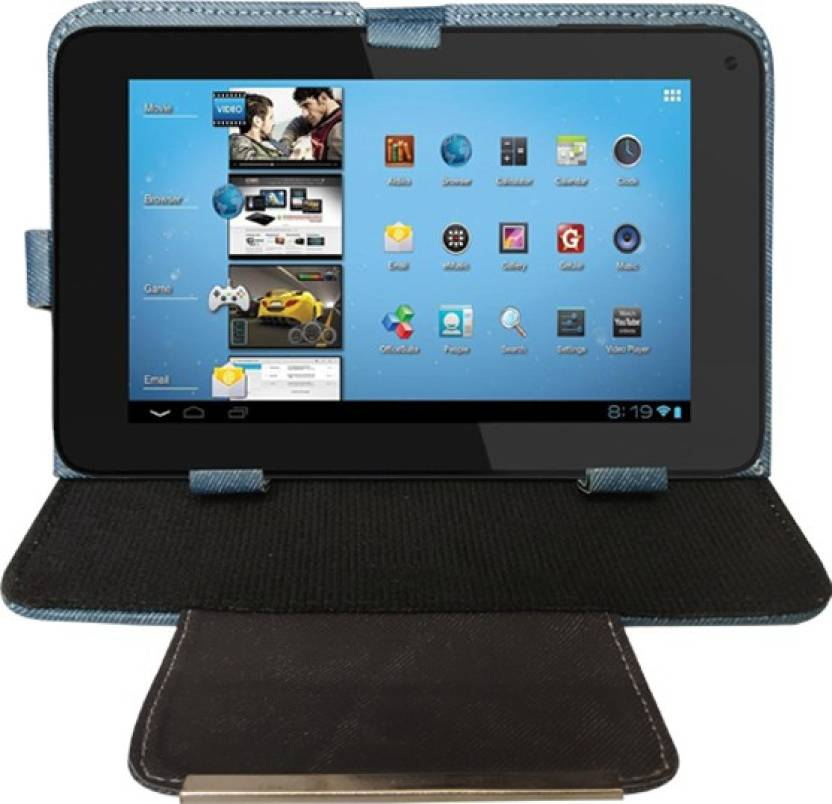 Fastway Book Cover for HCL Me X1 Wifi 3 G Tab