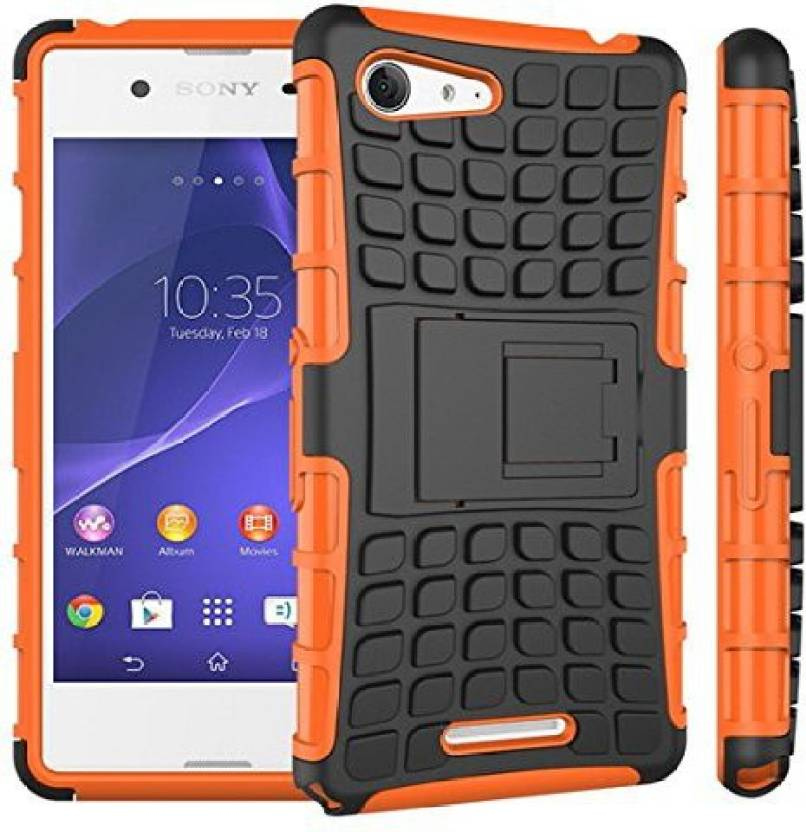 wholesale dealer 29735 35bd3 Heartly Bumper Case for Sony Xperia E3 and E3 D2203