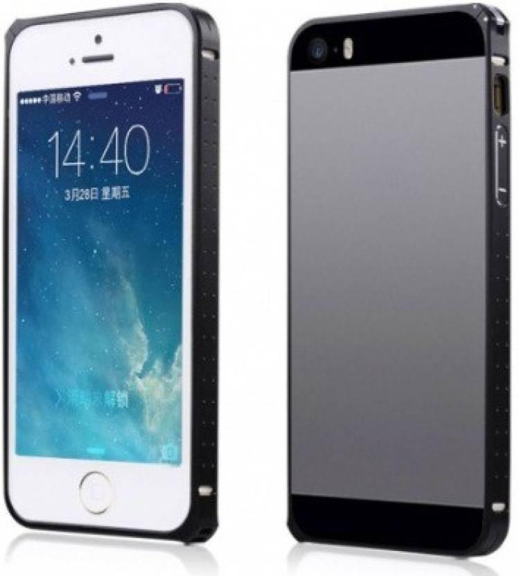 buy online bc2a7 a5ba1 Baseus Bumper Case for Apple iPhone 5, 5S - Baseus : Flipkart.com