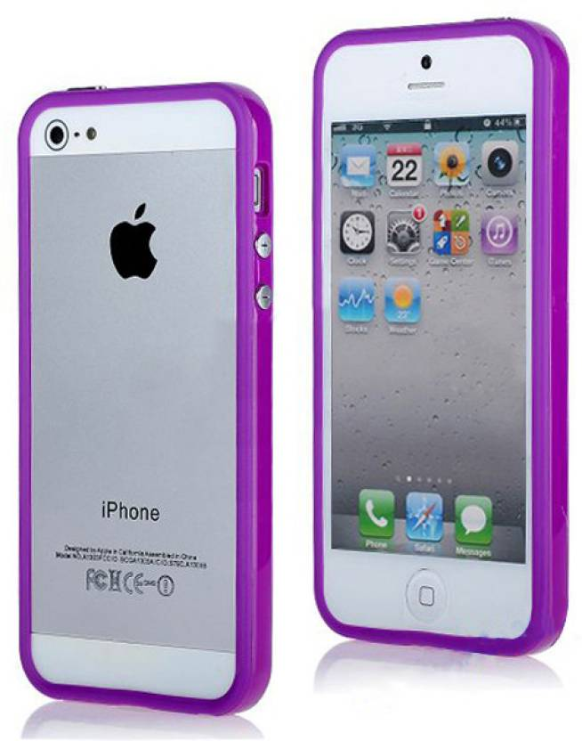 best website 729ab f3eff Kolorfish Bumper Case for Apple iPhone 5, Apple iPhone 5s