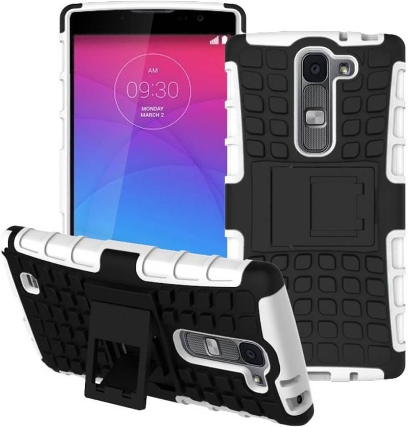 Heartly Bumper Case for LG G4c White
