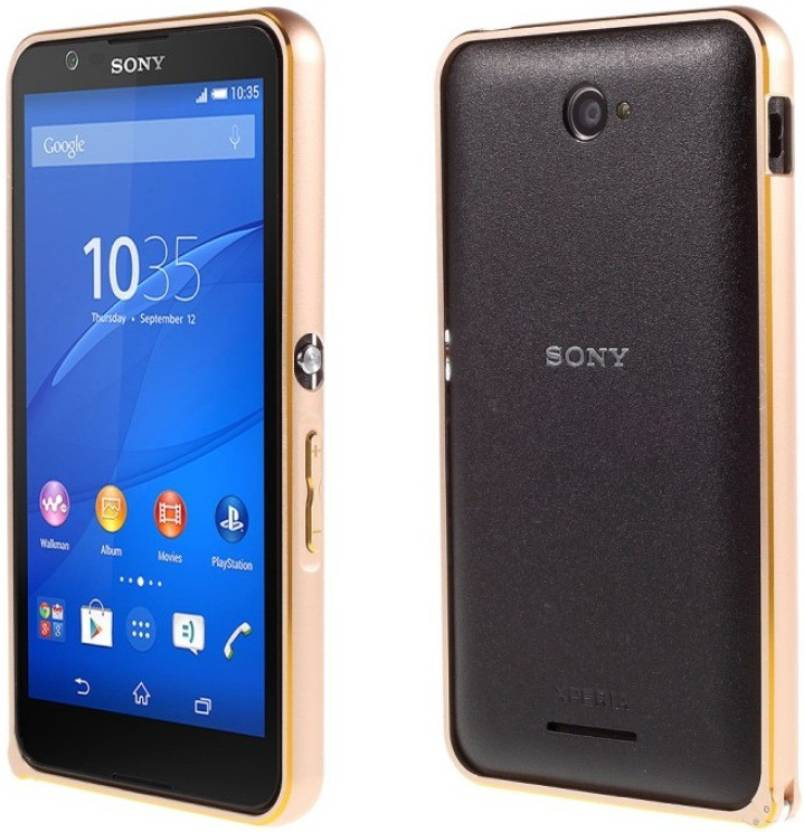 the latest 69aa5 ad709 LXM Bumper Case for Sony Xperia E3 - LXM : Flipkart.com