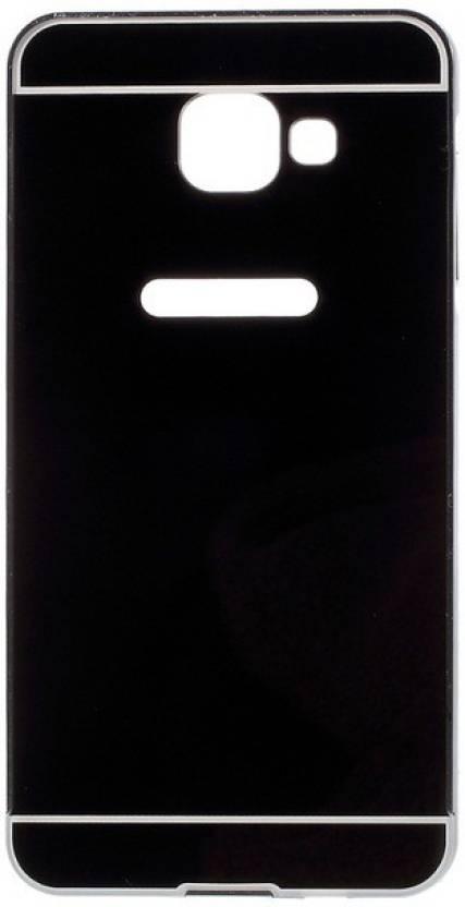 Alwin Bumper Case for SAMSUNG Galaxy A7 2016 Edition (Black, Metal, Plastic)