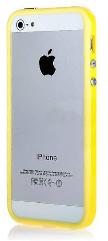 d5eea80d84 Kolorfish Bumper Case for Apple iPhone 5, Apple iPhone 5s ...
