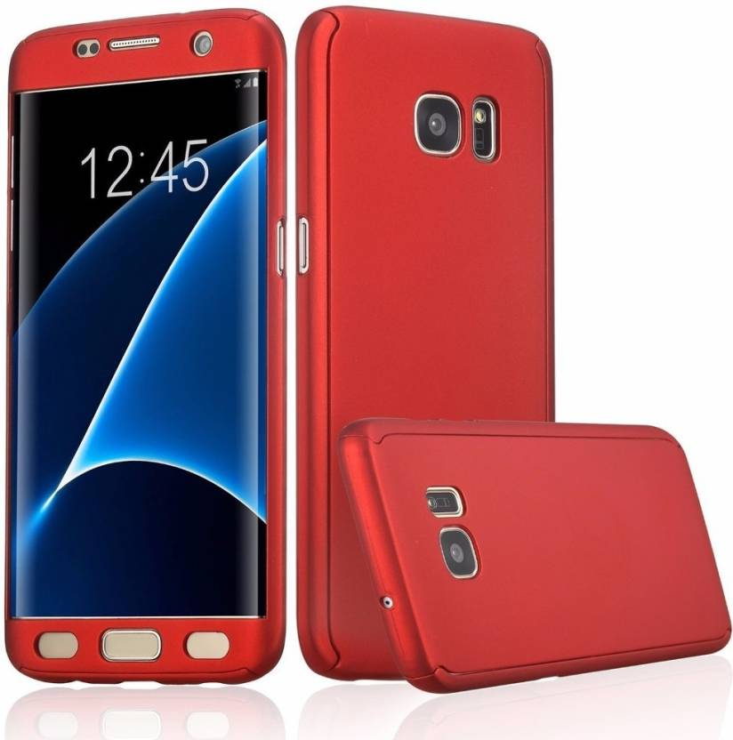 pretty nice a06a7 f03e5 Avzax Front & Back Case for Samsung Galaxy S7 Edge