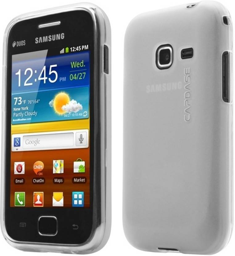 Capdase Back Cover for Samsung Galaxy Ace Duos S6802 - Capdase