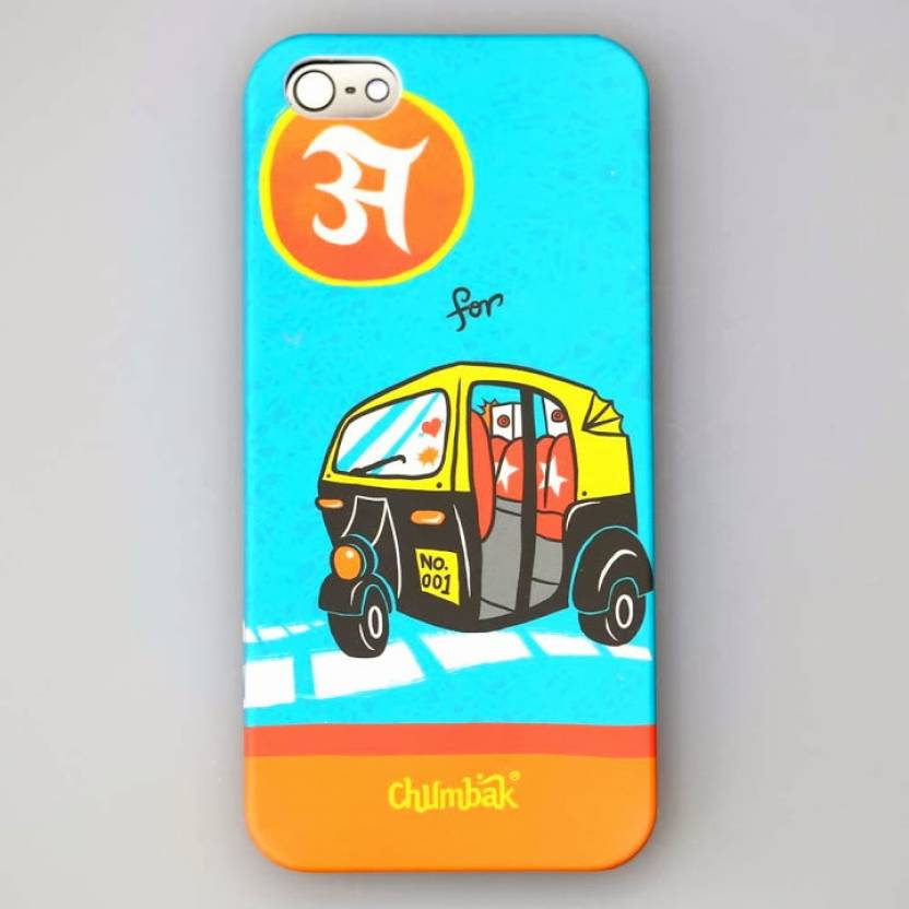 online store db970 285a8 Chumbak Back Cover for IPhone 5, Apple iPhone 5s - Chumbak ...