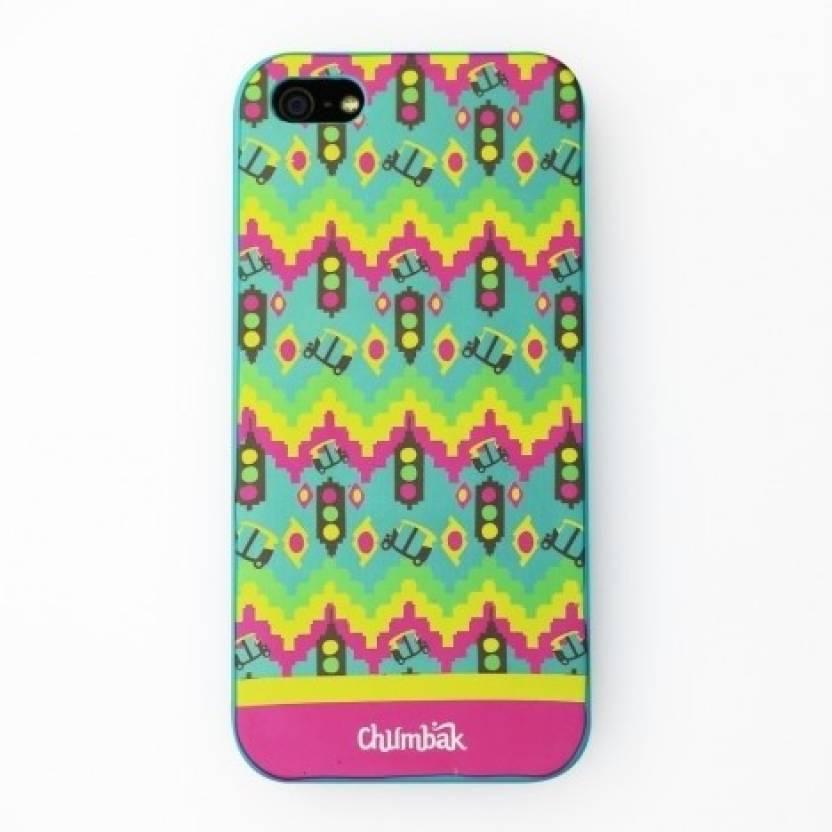 new product dbf69 d15f8 Chumbak Back Cover for iPhone 5S, IPhone 5 - Chumbak : Flipkart.com