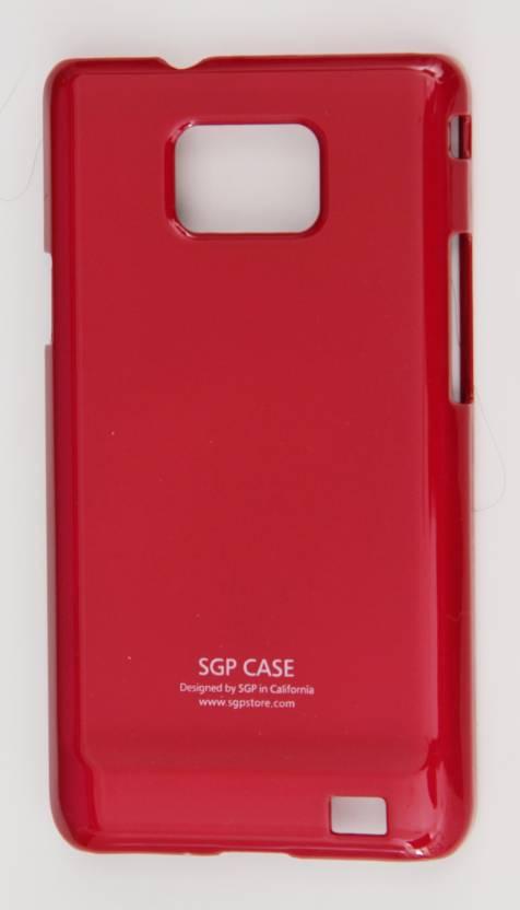 separation shoes 07e32 b5e11 SGP Back Cover for Samsung Galaxy S2 i9100