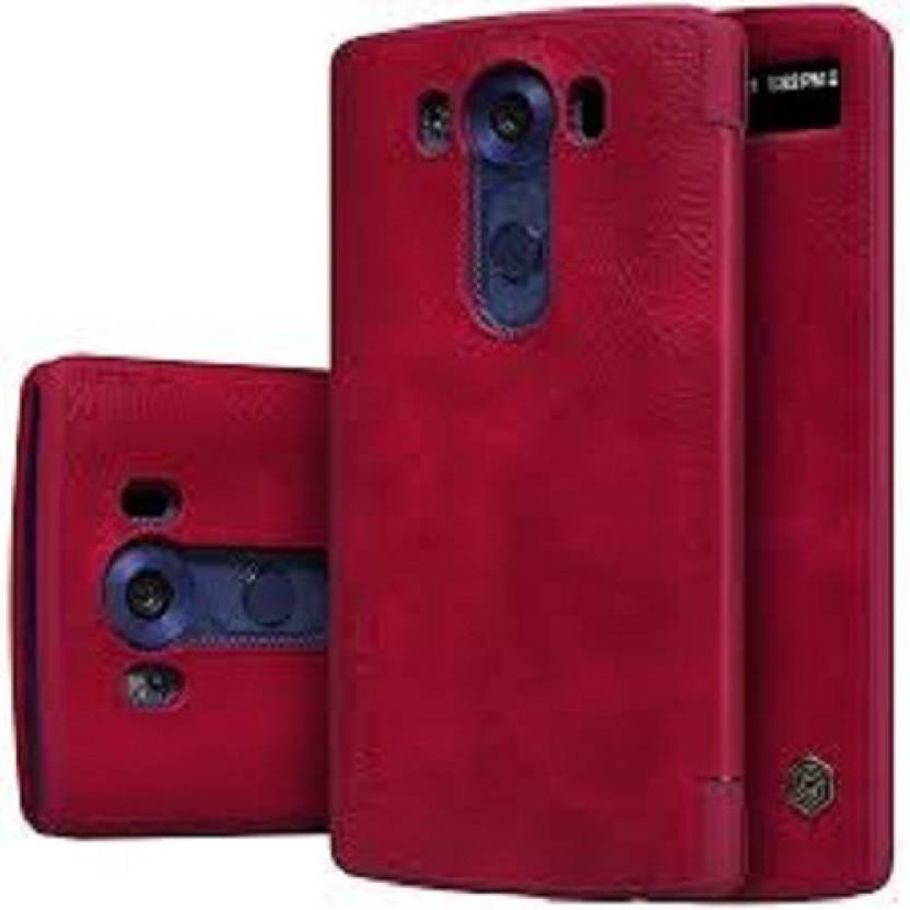 Nillkin Flip Cover for LG V10 - Nillkin : Flipkart com