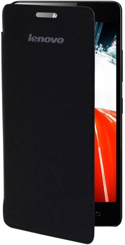 Coverage Flip Cover for Lenovo A6000/A6000 PLUS