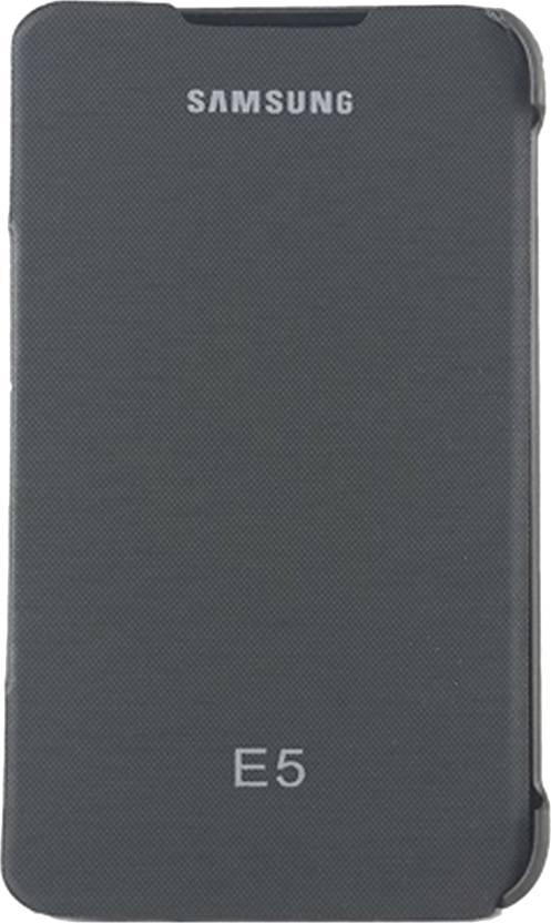 huge selection of 6efb2 5fc54 Samsung Flip Cover for Samsung Galaxy E5 E500 - Samsung : Flipkart.com