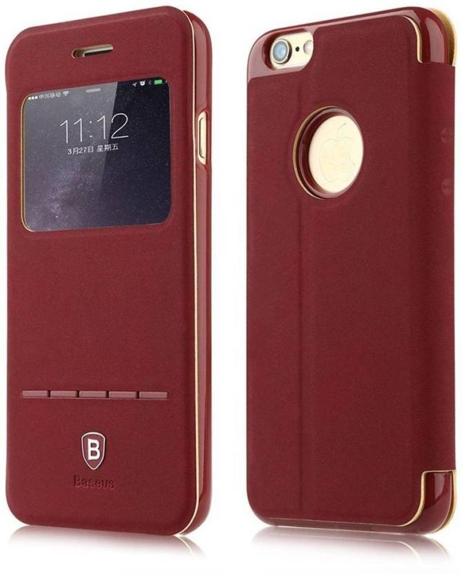 buy popular 00e76 00ecb DHAN GRD Flip Cover for Apple iPhone 7 Plus