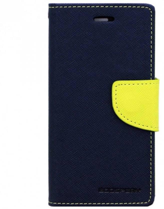 huge selection of 7dc22 a9de3 G-case Flip Cover for Micromax Canvas Spark Q380