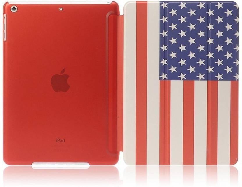 Go Crazzy Flip Cover for Apple iPad Air 2 9.7 inch Multicolor