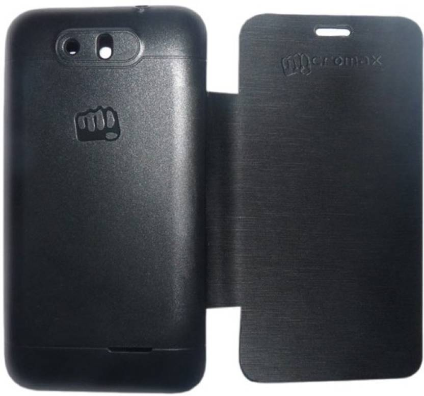 buy popular 43c2b b63d3 Giftico Flip Cover for Micromax A59 Bolt