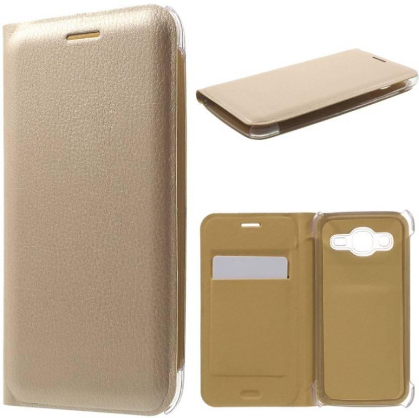 100% authentic ebabd f3cb1 Alac Flip Cover for Samsung Galaxy J2 Pro - 2016