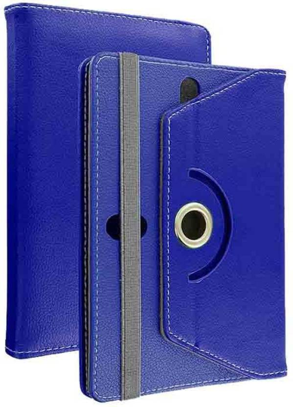 Kolorfame Book Cover for IBall 3G17 Tablet