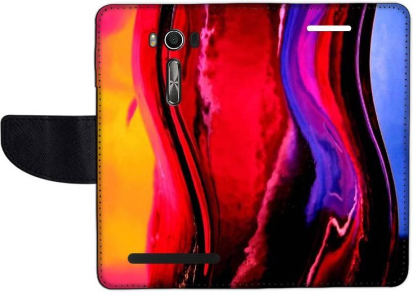 Muvit Flip Cover for Asus Zenfone Go