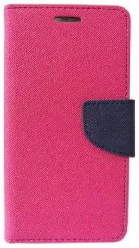 buy online 5f2f3 bf449 WINO Flip Cover for Samsung Galaxy S4 Mini GT-I9192 - WINO ...