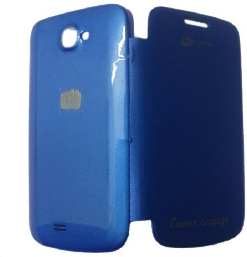 the best attitude 26863 1514e YGS Flip Cover for Micromax A091 Canvas Engage - YGS : Flipkart.com