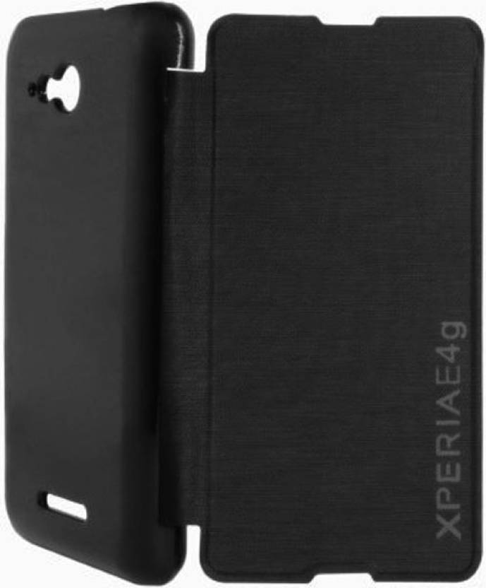 hot sale online 8c211 4418f Baig Electronics Flip Cover for Sony Xperia E4g - Baig Electronics ...