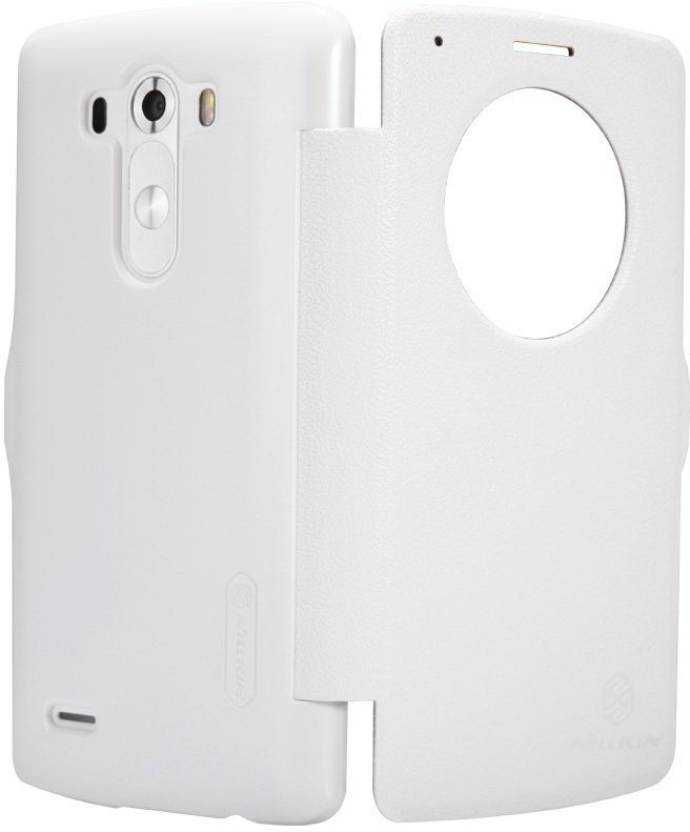 reputable site 92275 ca9cd Nillkin Flip Cover for LG G4 Stylus - Nillkin : Flipkart.com