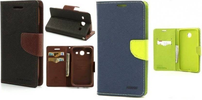 Securemob Wallet Case Cover for Samsung Galaxy Grand Prime G530