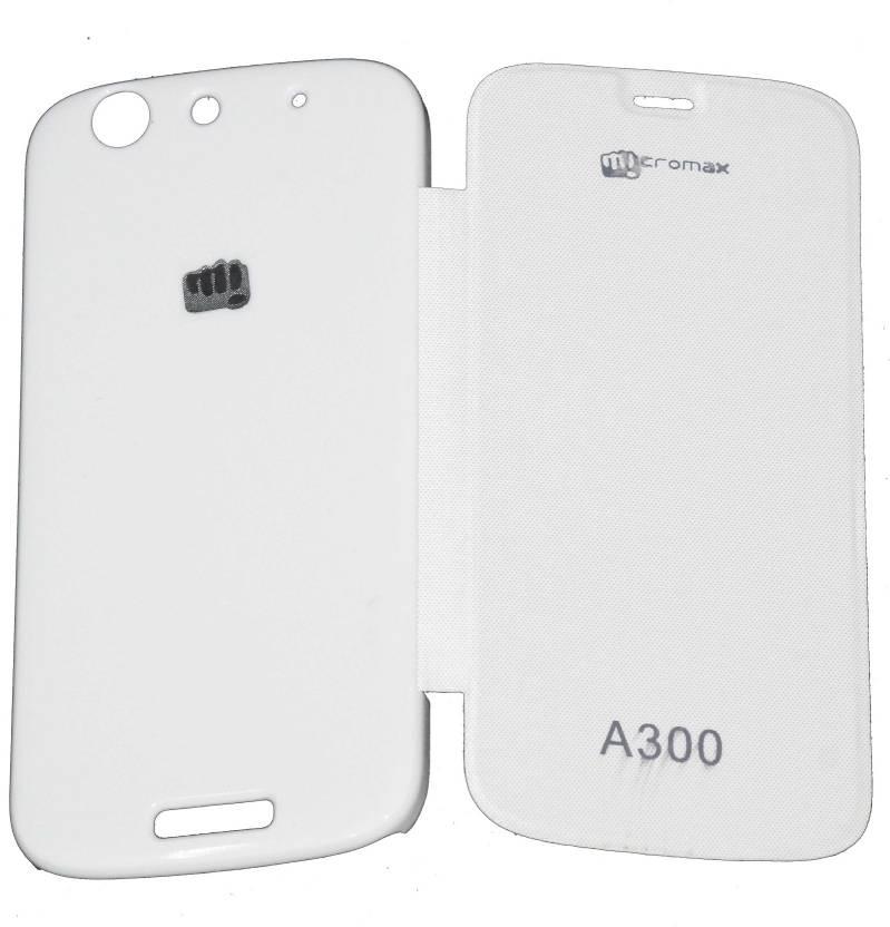 buy online 752b8 e7e4e OSR Flip Cover for Micromax Canvas Gold A300 - OSR : Flipkart.com