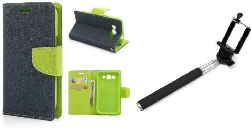 Securemob Flip Cover for Samsung Galaxy S2